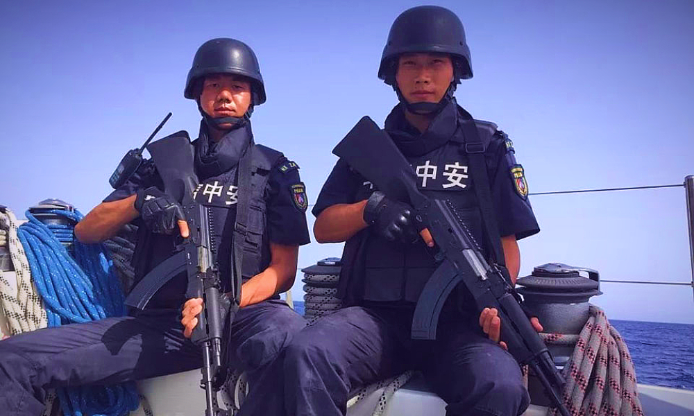 China Security Contractors in Africa to Protect BRI Interests   Umaizi